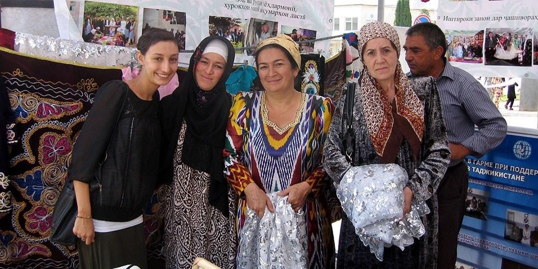 Down keratoconus patient from Tajikistan treated in Teheran