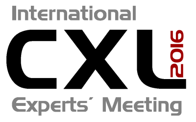 Light for Sight organizes the CXL Experts Meeting 2016